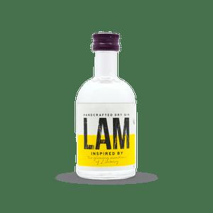 50 milliliter flesje LAM Gin